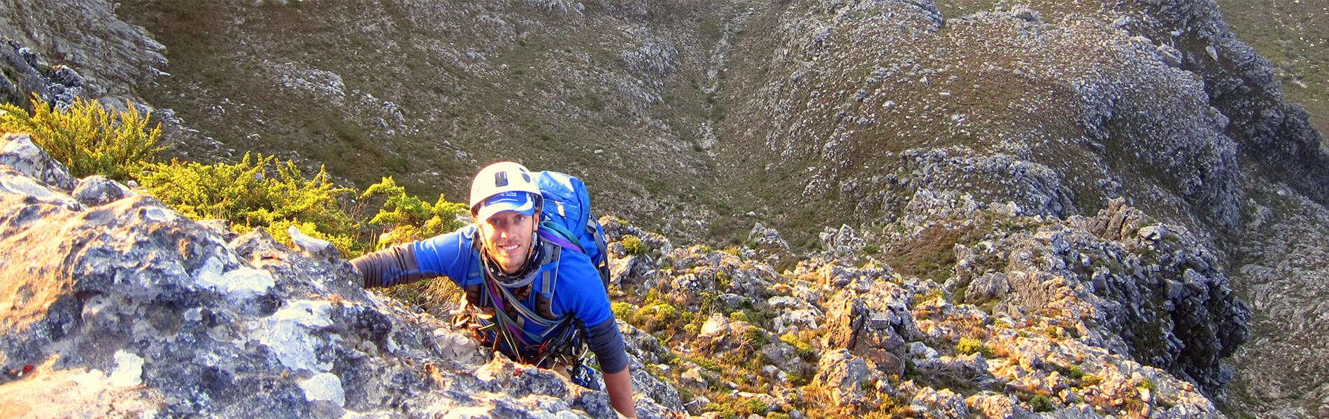 Table Mountain Climbing