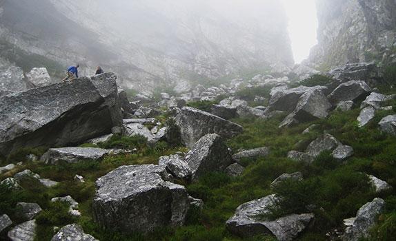 Platteklip Gorge Table Mountain Hiking Trails