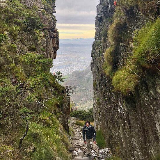 platteklip gorge hike